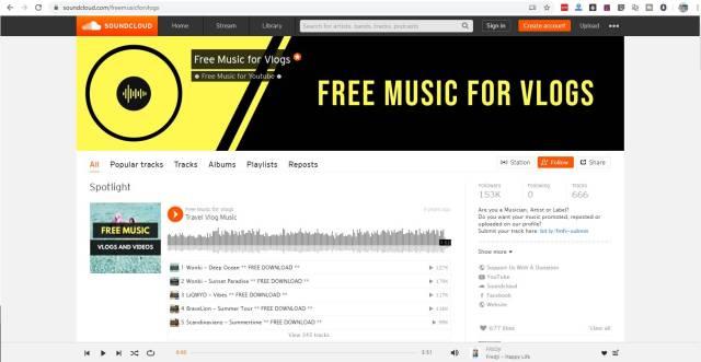 Free Music For Vlog.