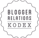 Bloggerkodex