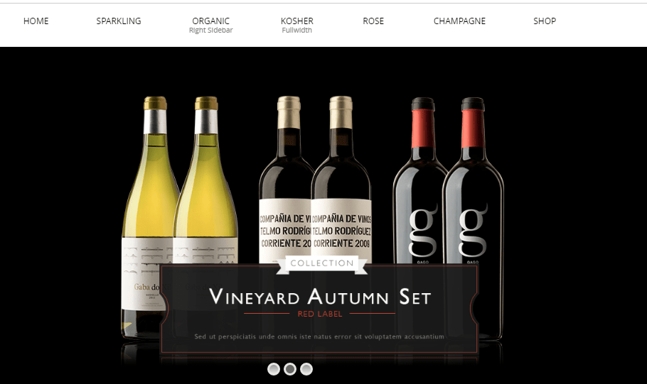 WineStore WooCommerce WordPress Theme