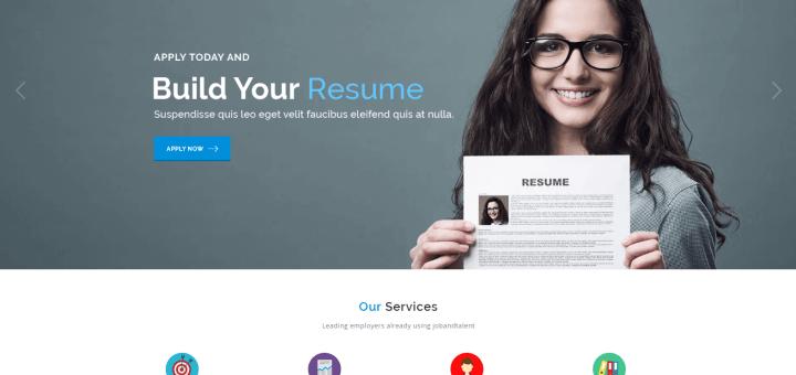 Job Career - Job Marketplace WordPress Theme