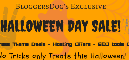 best halloween wordpress deals