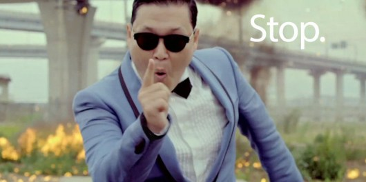 Gangnam-style Content Marketing