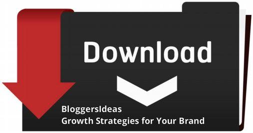 Download BloggersIdeas Advertising details