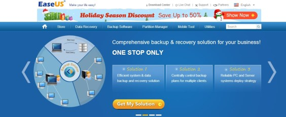 Ease Us back up software Todo