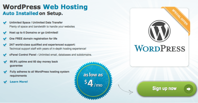 arvixe-wordpress hosting - Top Rated Best VPS Hosting