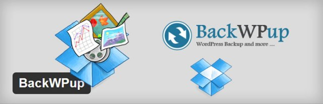 BackWPUp wordpress plugin