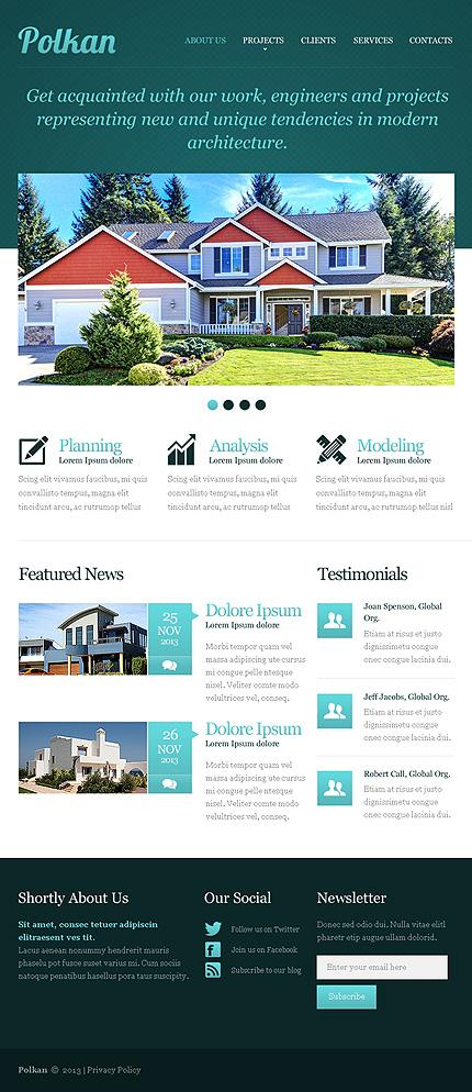 Real Estate Agency Facebook Template