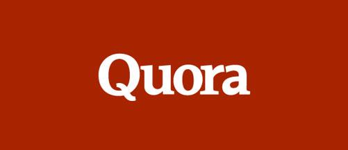 Quora blogging platform