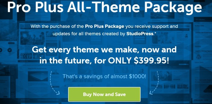 StudioPress Themes Pro Plus All Theme Package