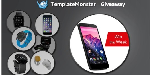 TemplateMonsters EndoftheYear Giveaway