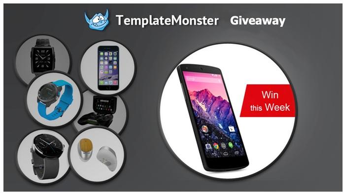 TemplateMonsters EndoftheYear Giveaway