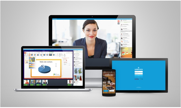 Solaborate  A professional social network