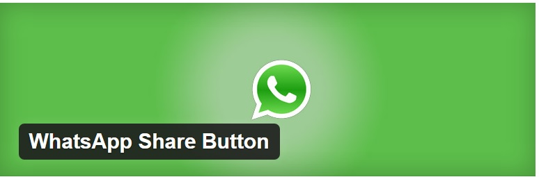 whatsapp share button wordpress