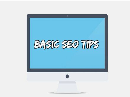 5 Basic SEO Tips To Get You Started