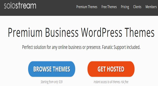 solostream themes
