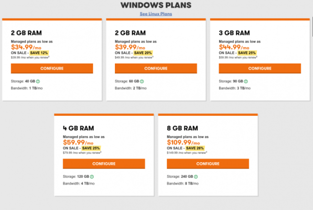 Godaddy Windows VPS Hosting - GoDaddy Renewal Coupon Code