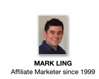 Mark Ling affiliate marketer