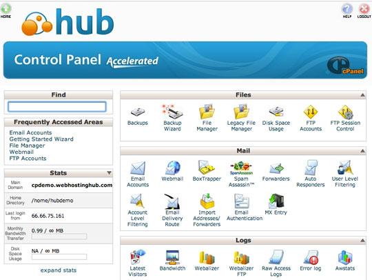 webhostinghub-cpanel