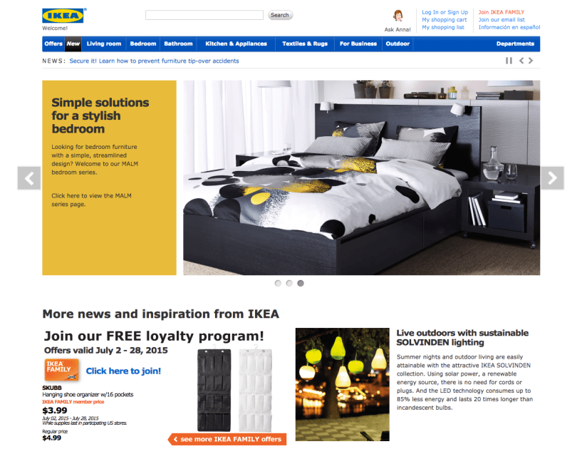 IKEA_best online shopping