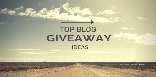 Top 10 Blog Contest Giveaway Ideas