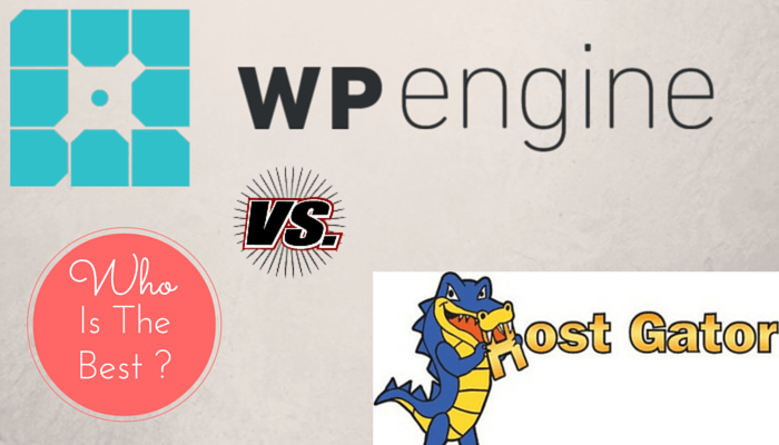 wpengine vs hostgator