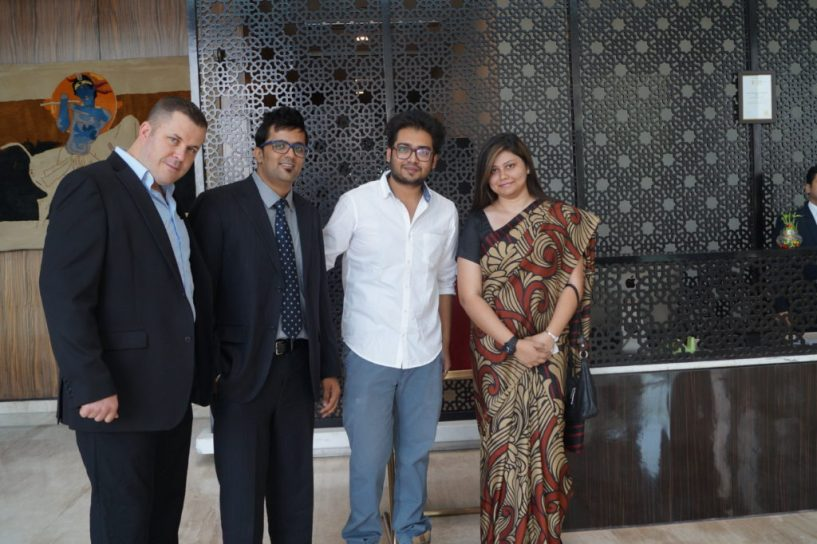 ad network revenuehits ad meet up in India 2015