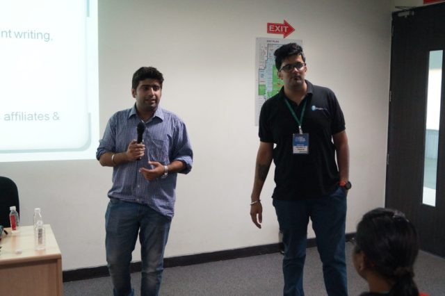 24ADP Pune Digital marketing  Meetup 6th june 2015 with Aishwin Vikhona