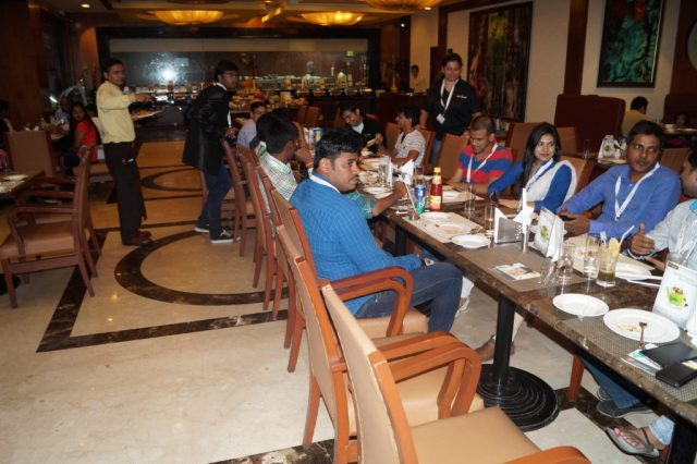 Payoneer Networking Dinner 31st May 2015 Bangalore India