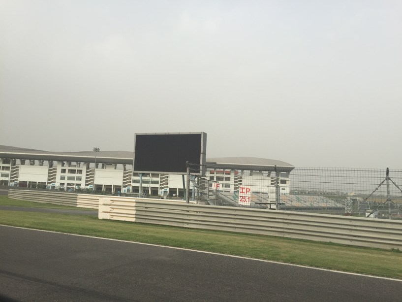 Buddh International Circuit View