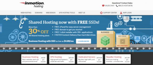 InMotion Hosting - inmotion hosting vs godaddy