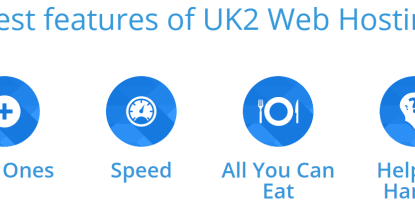 UK Web Hosting Features