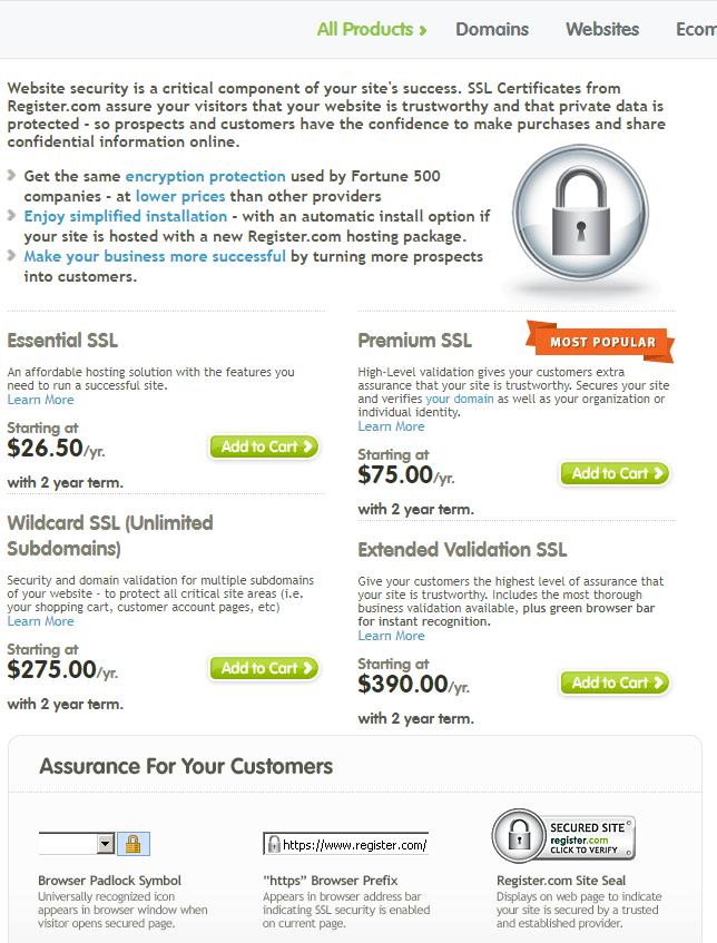 register.com-ssl certificate