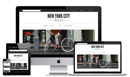 Start Your Online Store Now: Shopify Review responsive-theme-new-york