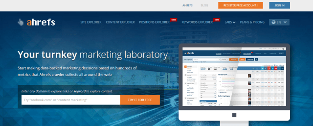 Ahrefs Check Out Our Social Media SEO Tools