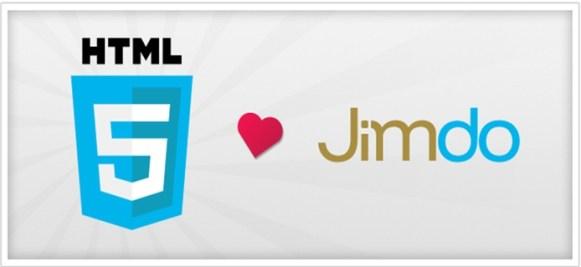 Jimdo review html
