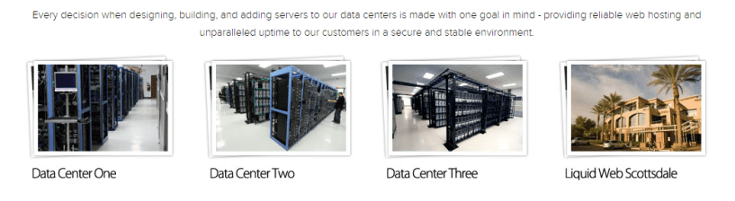 Liquidweb Data Centres - LiquidWeb Discount Promo Code