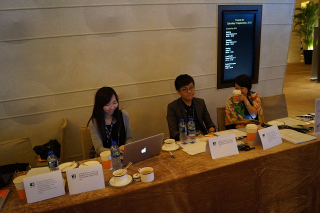 Domainfest Team Macau