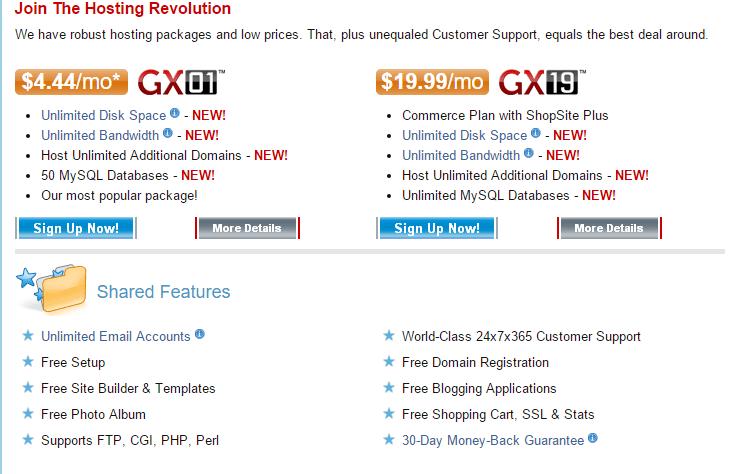 Globat Affordable Shared Web Hosting