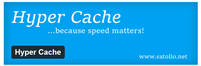 Hyper Cache WordPress Plugins