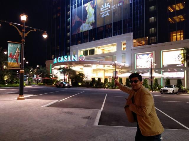 Jitendra Vaswani at DomainFest Macau