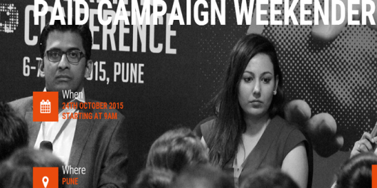 Pune  Real estate digital marketing conference on AdWords  Paid Campaigns