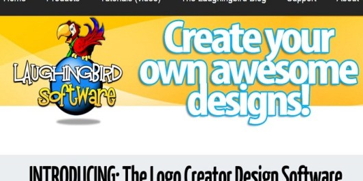 The Logo Creator review homepage