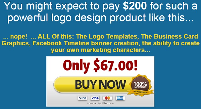 The logo creator price