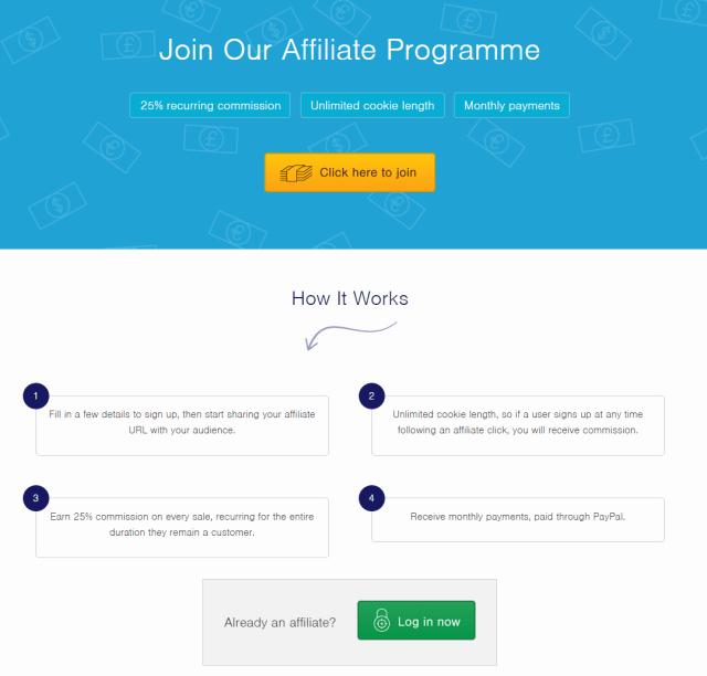 URL Profiler Affiliate Programme