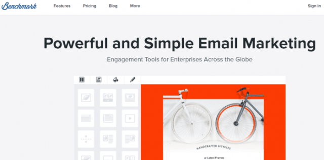 Benchmark Email - Email Marketing Provider