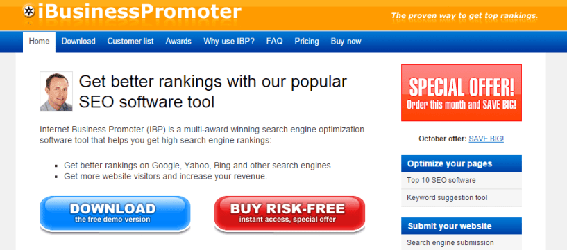 Internet Business Promoter