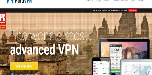 NordVPN - best vpn for Mac