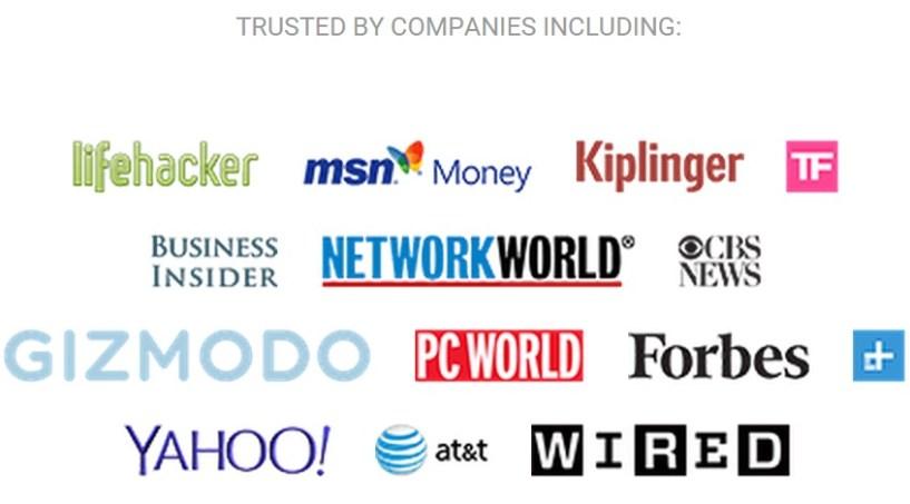 Private Internet Access clients