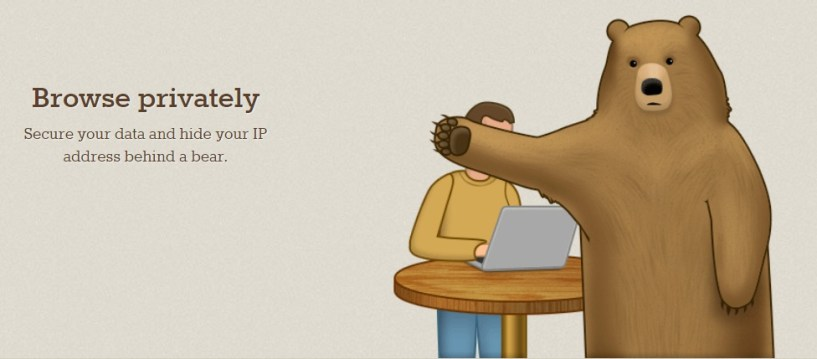 TunnelBear review security and privacy