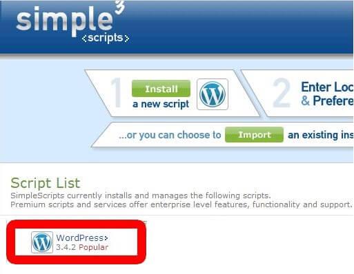 SimpleScriptsList